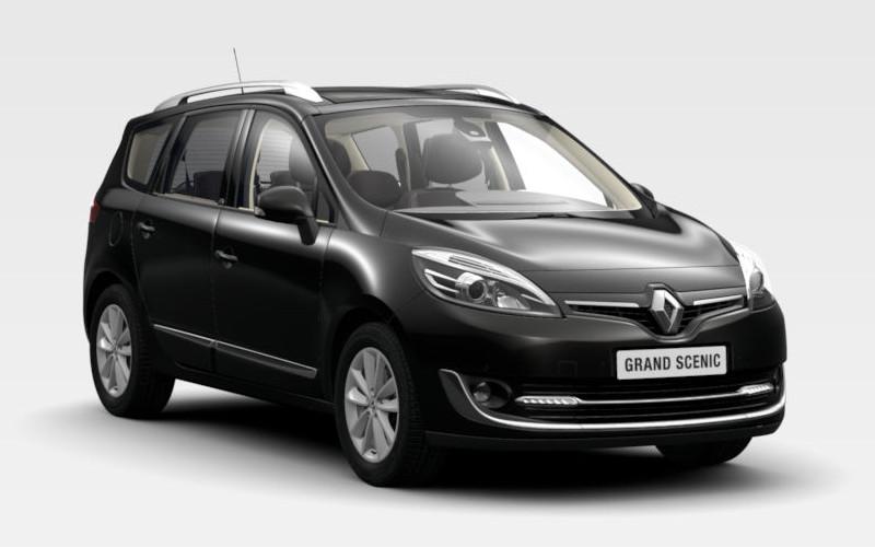 Renault Nový Grand Scénic 1,6 dCi 96kW 130k 5miest. s3l (ilustratívny obrázok)