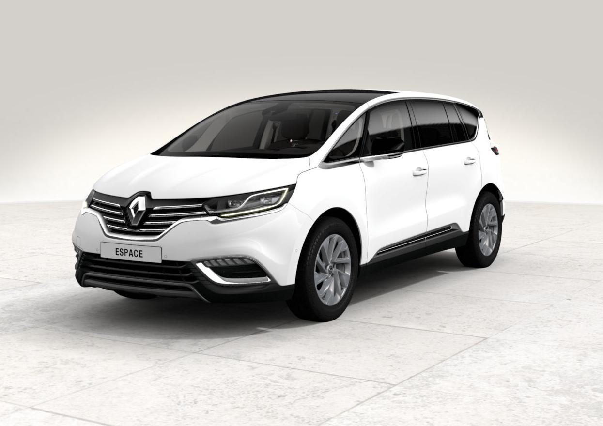Renault Espace 1,6 Energy dCi 160/118 kW EDC6 sp5 (ilustratívny obrázok)