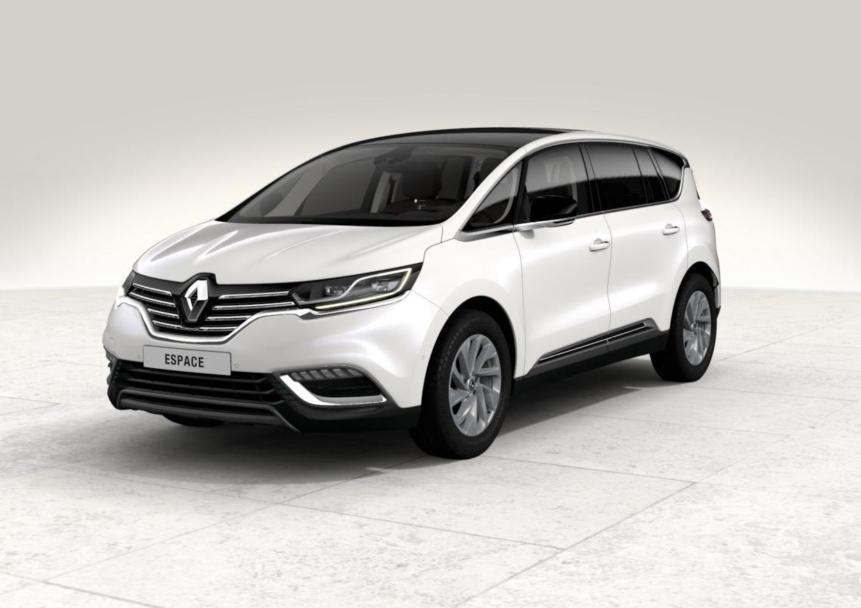 Renault Espace Energy dCi 160/118 kW sp5 (ilustratívny obrázok)