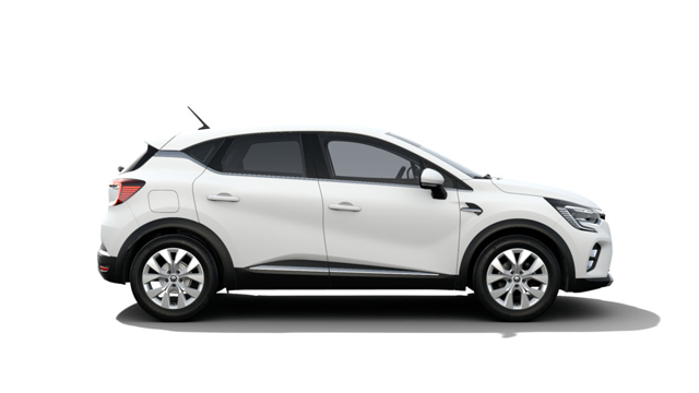 Nový CAPTUR  E-TECH xjb